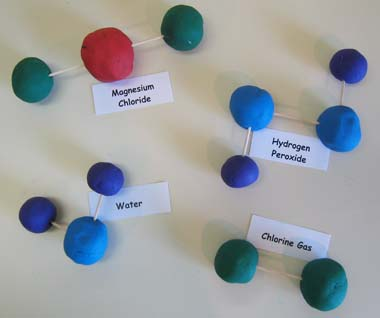 Physical science activities, Earth's Elements, Photo by Myrna Martin