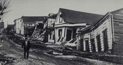 1960 Chile earthquake, USGS