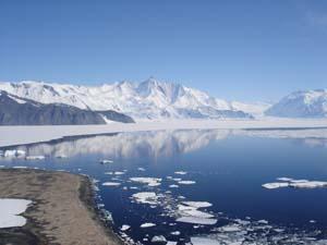 Mt. Herschel, Antarctica