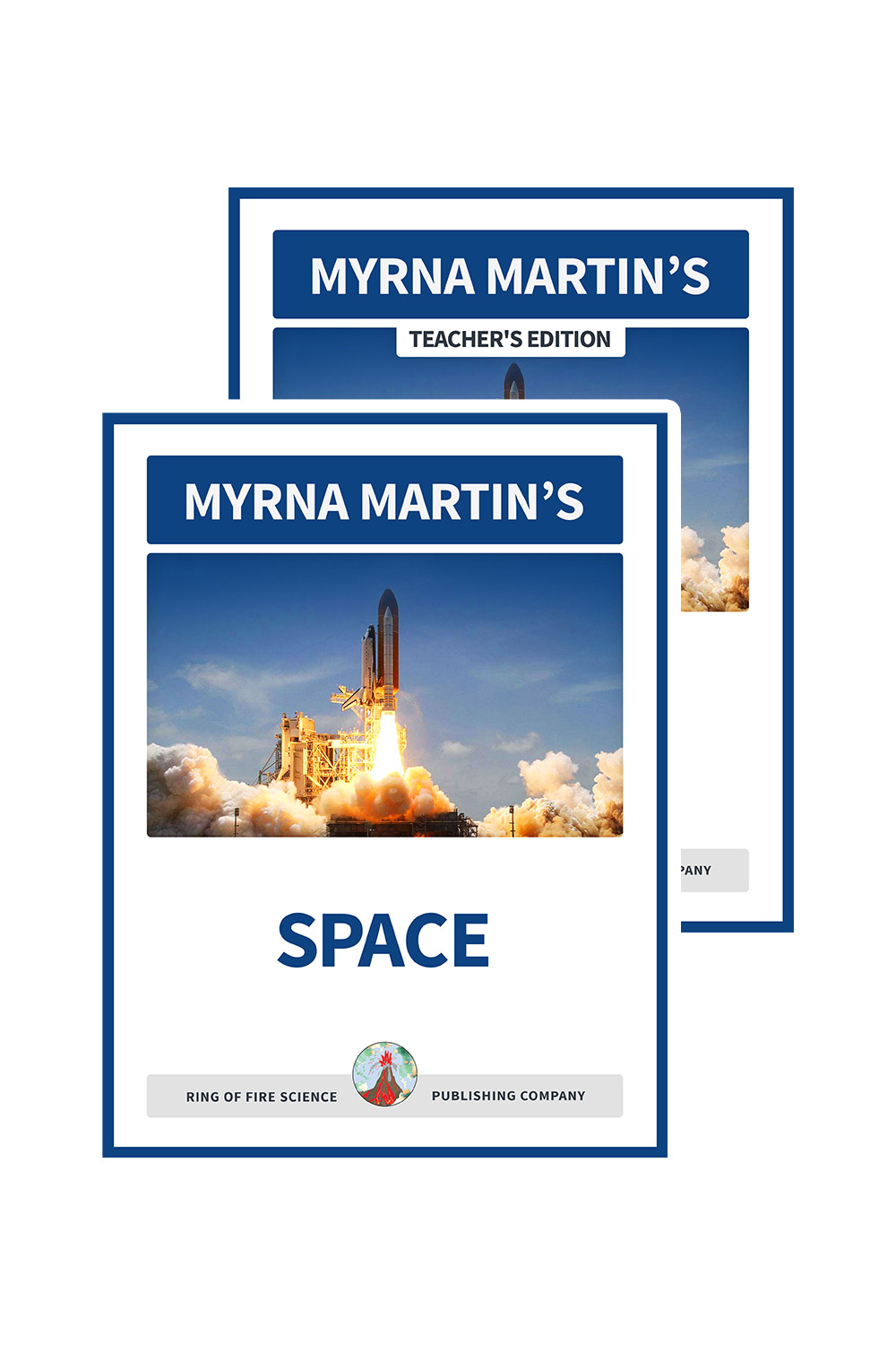 Space eBook plus Teachers edition by Myrna Martin